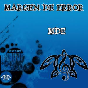 Margen de error - MDE (2009)